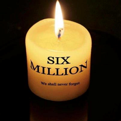 January 27th is International Holocaust Remembrance Day. It is also my Mama's birthday.