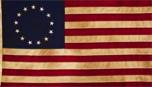 The American Flag has changed over the last 239 years.  What it stands for hasn't.