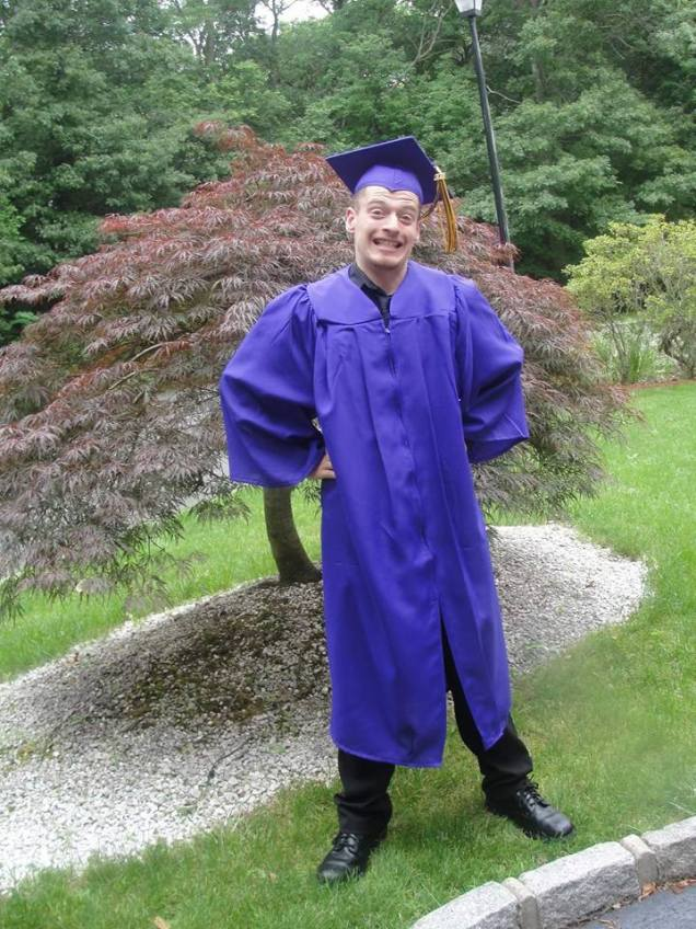 Kyle Underhill was Islip High School Class of 2011. June 2011, he was filled with the joy of achieving this milestone, exited about what his future had in store.