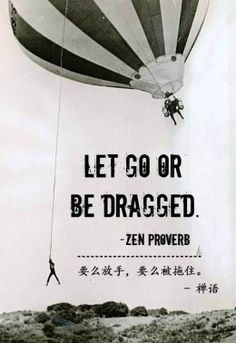 let go balloon